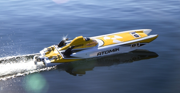 Atomik Racing Catamaran