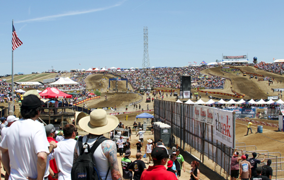 Saturday at Hangtown