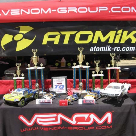 Venom Dominates at the Capitol City Classic!