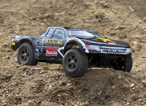 Atomik Metal Mulisha Brian Deegan Ford Raptor RC Truck
